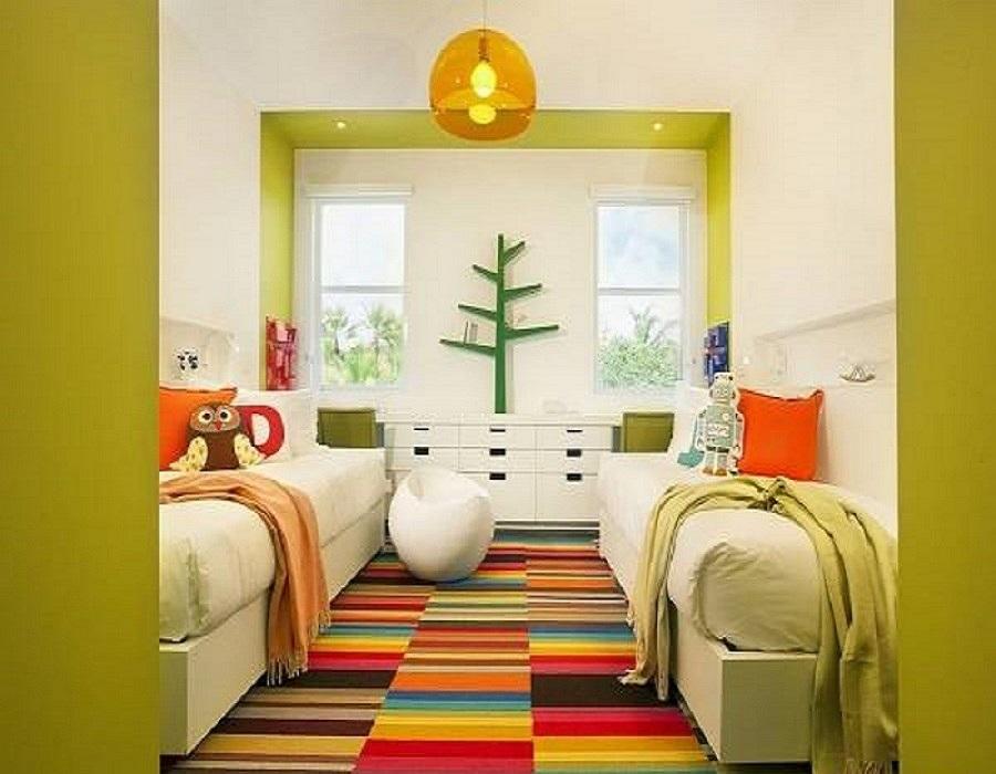 طراحى و چيدمان ويژه اتاق كودك